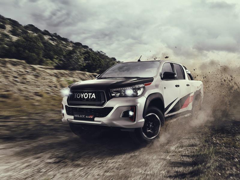 Toyota Hilux GRS Edición Especial