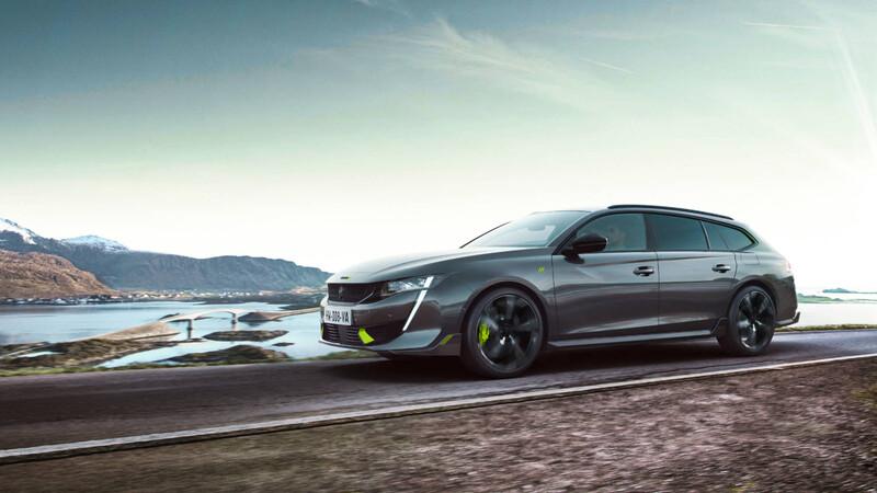 Peugeot 508 PSE: gama deportiva versión 2021