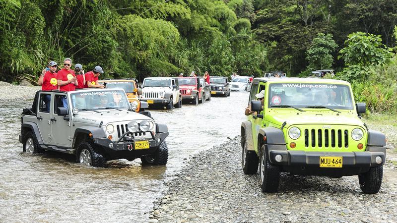 Manada Jeep Valle del Cauca 2013