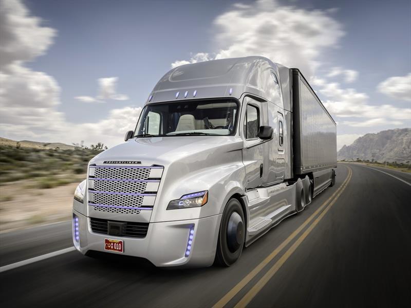Freightliner Inspiration Truck