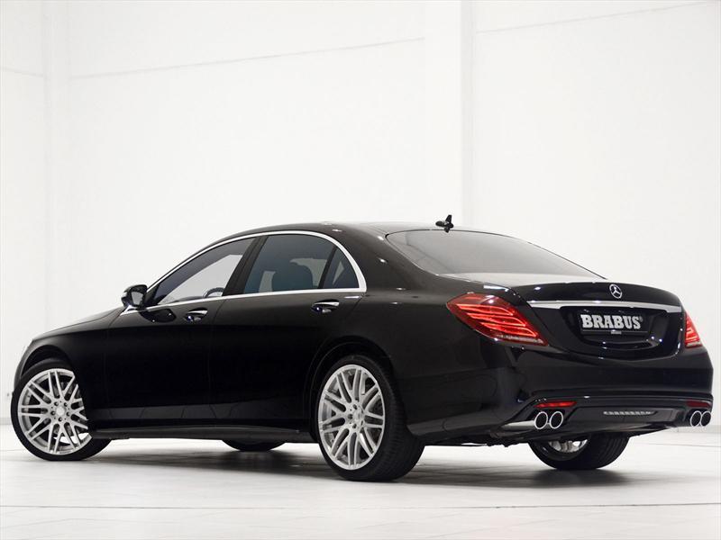 Mercedes-Benz Clase S por Brabus