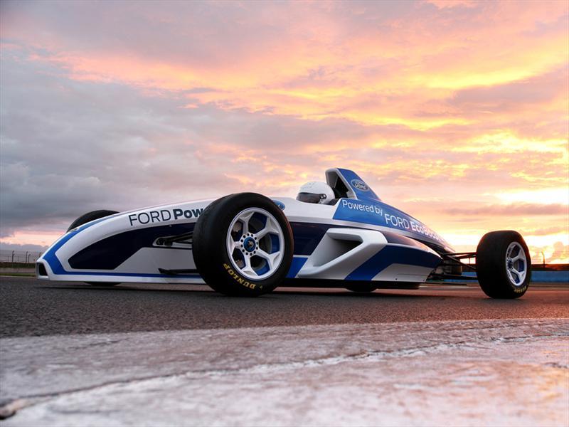 Fórmula Ford Slick 2012 en Frankfurt 2011