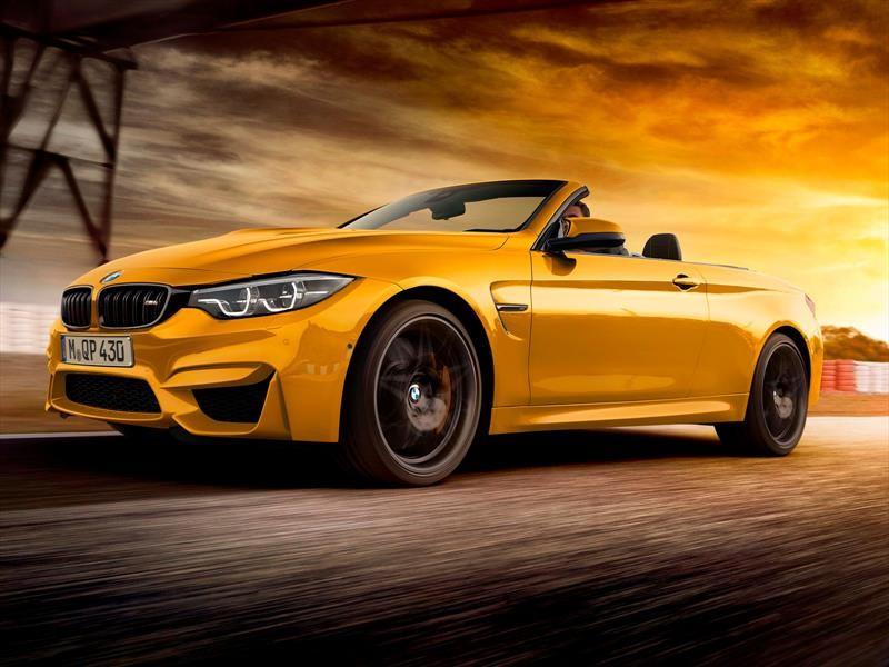BMW M4 Convertible 30 Jahre 2019