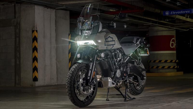 Harley-Davdison Pan America