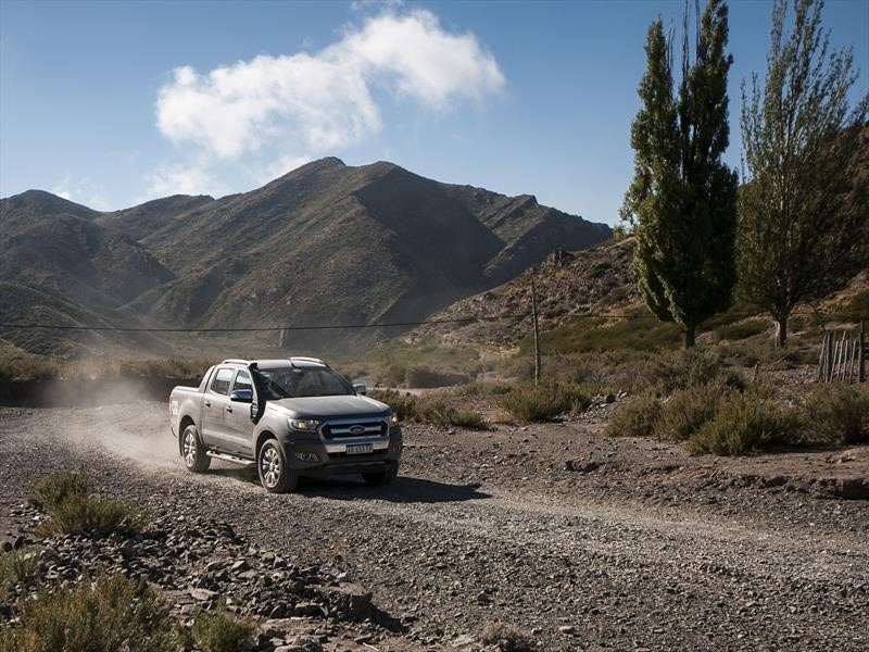 Ford #RangerExperience Mendoza 2018