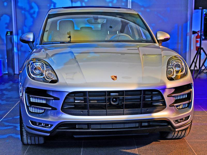 Porsche Macan Presentación en Chile