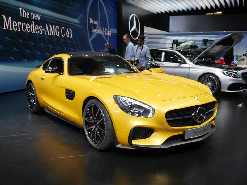 Mercedes-AMG GT 2016