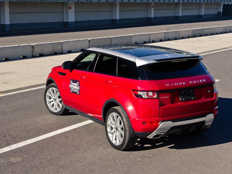 Range Rover Evoque: primer contacto