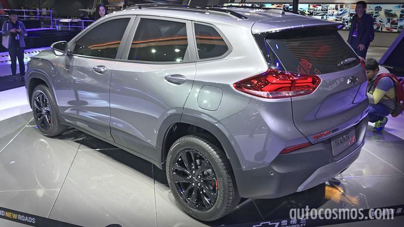 Chevrolet Trax 2020 debuta en Shanghai