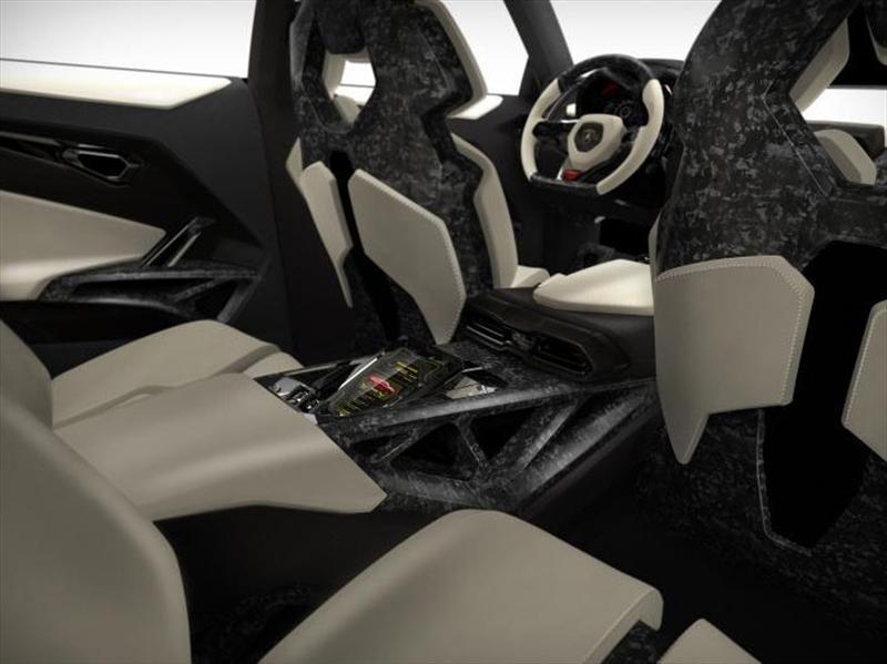 Lamborghini Urus debuta en Beijing 2012