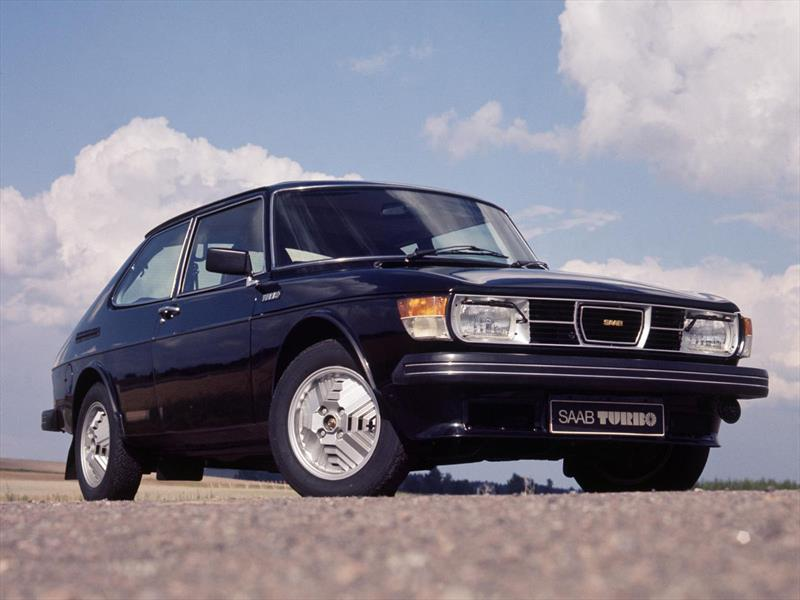 Top 10: Saab 99 Turbo