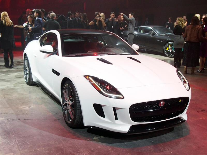 Jaguar F-Type Coupé, un lord en Los Angeles