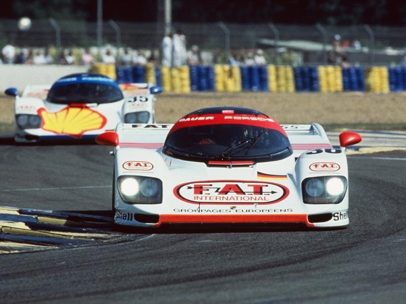 Porsche Dauer 962 LM-GT, 1994