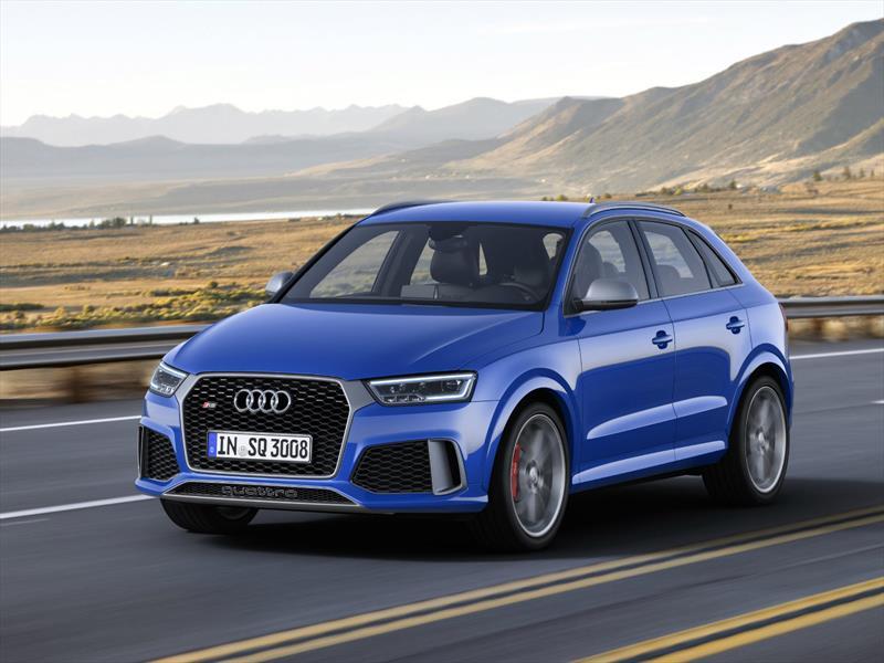 Audi RS Q3 perfomance 2016