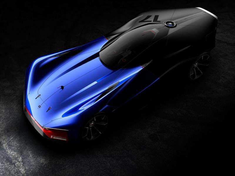 Peugeot L500 R Hybrid Concept, un excelso homenaje