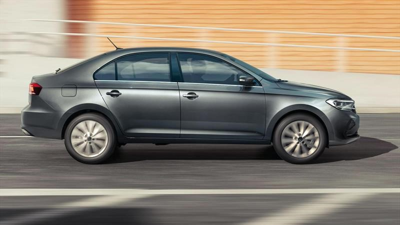 Volkswagen Polo Liftback para Rusia