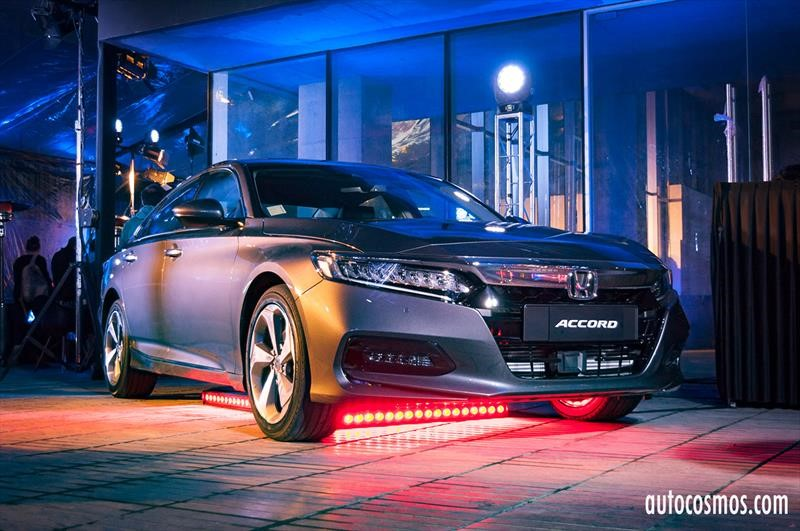 Honda Accord 2018 en Chile