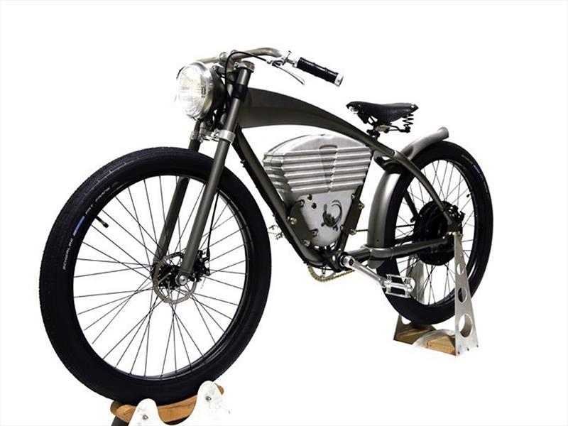 Bicicleta eléctrica Icon