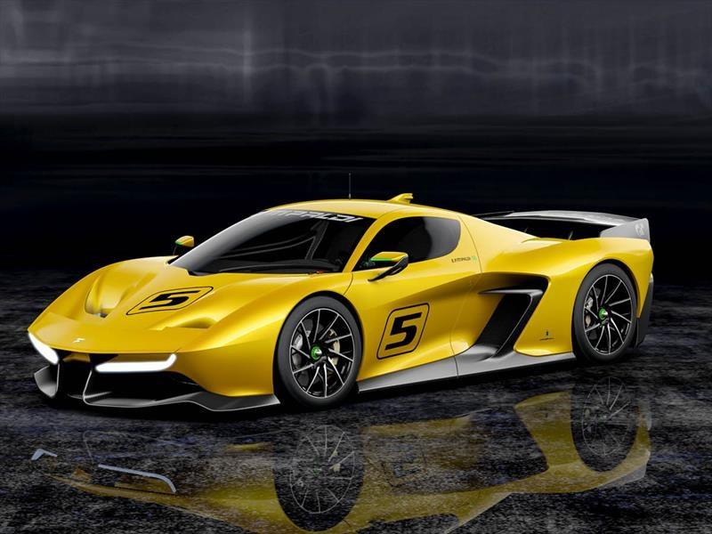 EF7 Vision Gran Turismo Concept By Pininfarina