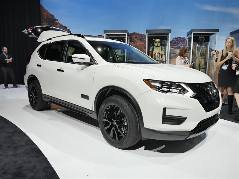 Nissan Rogue One Star Wars Limited Edition