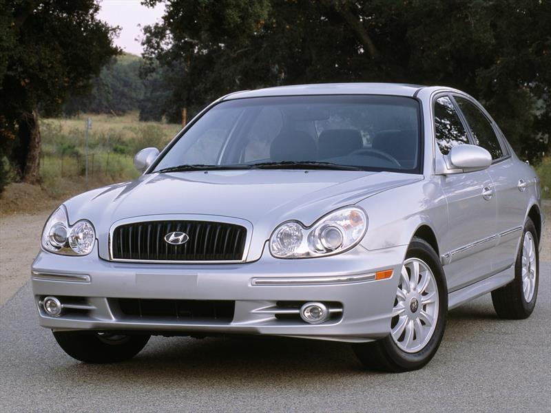 Hyundai Sonata – Cuarta Generación 1998
