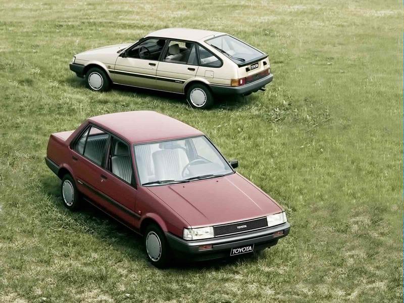 Toyota Corolla 5ª generación -1983-1987-