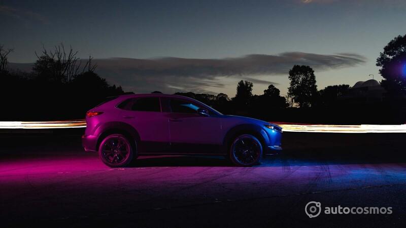 Mazda CX-30 Touring 2021 a prueba