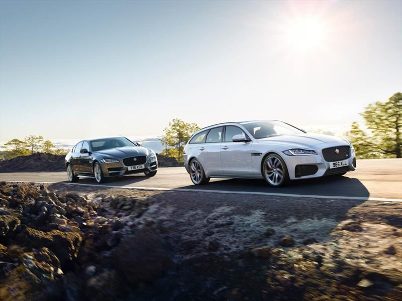 Jaguar XF Sportbrake 2018
