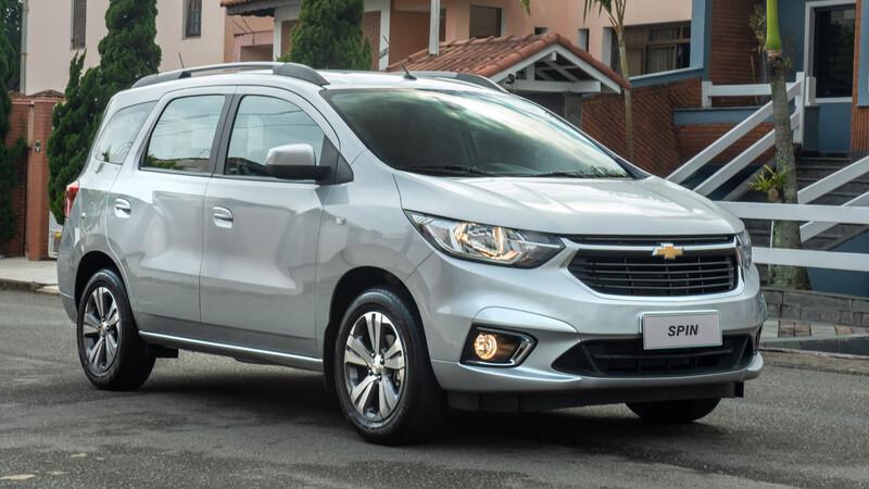 Chevrolet Spin MY2021