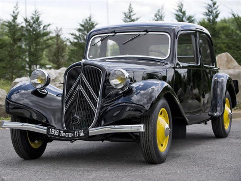 El Citroën Traction Avant