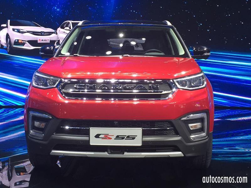 Changan CS55 2018