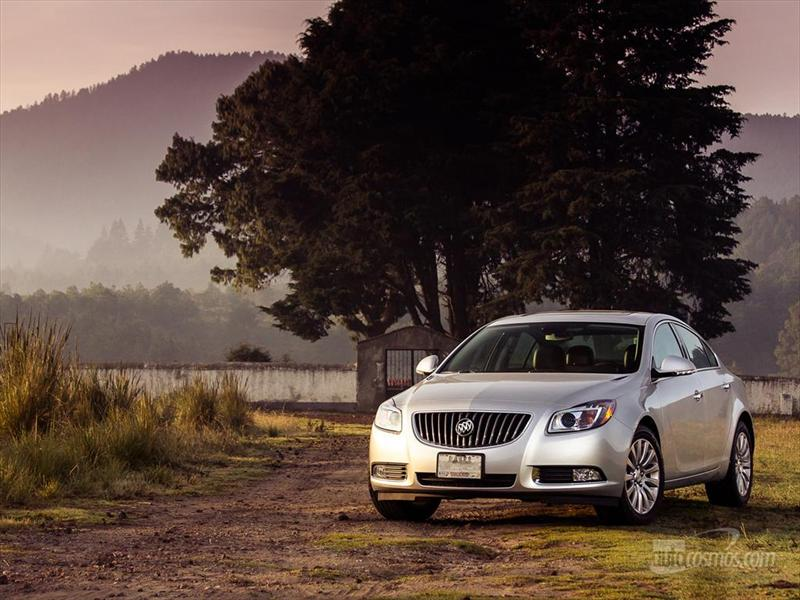 Buick Regal Turbo 2013