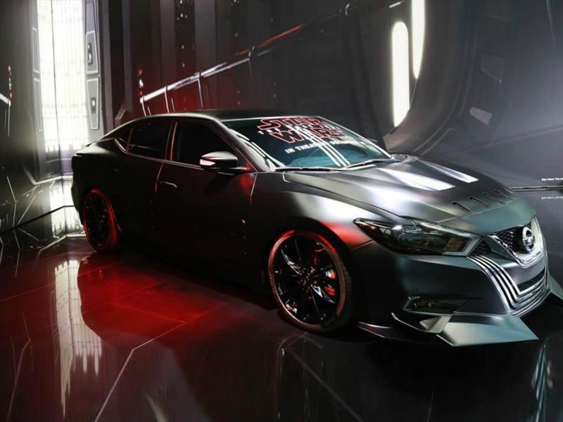 Nissan Maxima-Kylo Ren