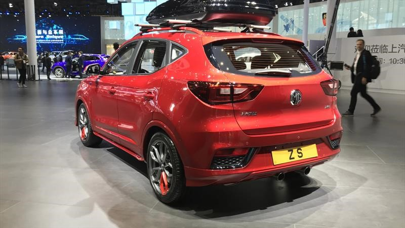 MG en Shanghai