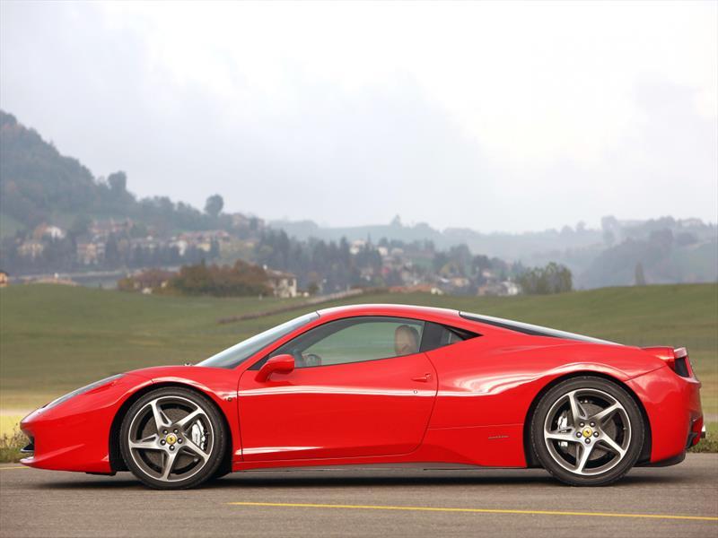 Ferrari 458 Italia: La joyita de Arturo Vidal