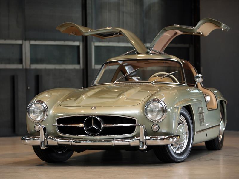 Top 10: Mercedes 300 SL