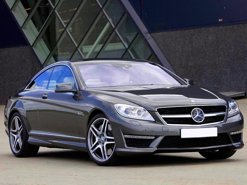 Top 10  Mercedes-Benz CL65 AMG