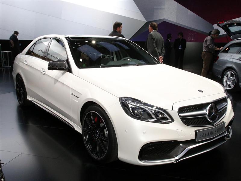 Nuevo Mercedes Benz Clase E AMG