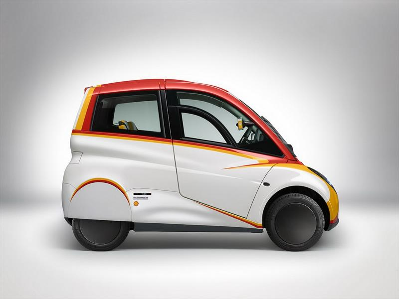 Shell City Car Concept
