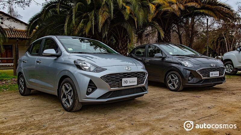 Hyundai Grand i10 2022 - Lanzamiento en Chile