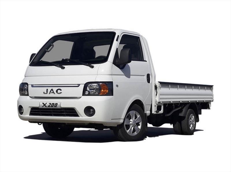 JAC X200 2017