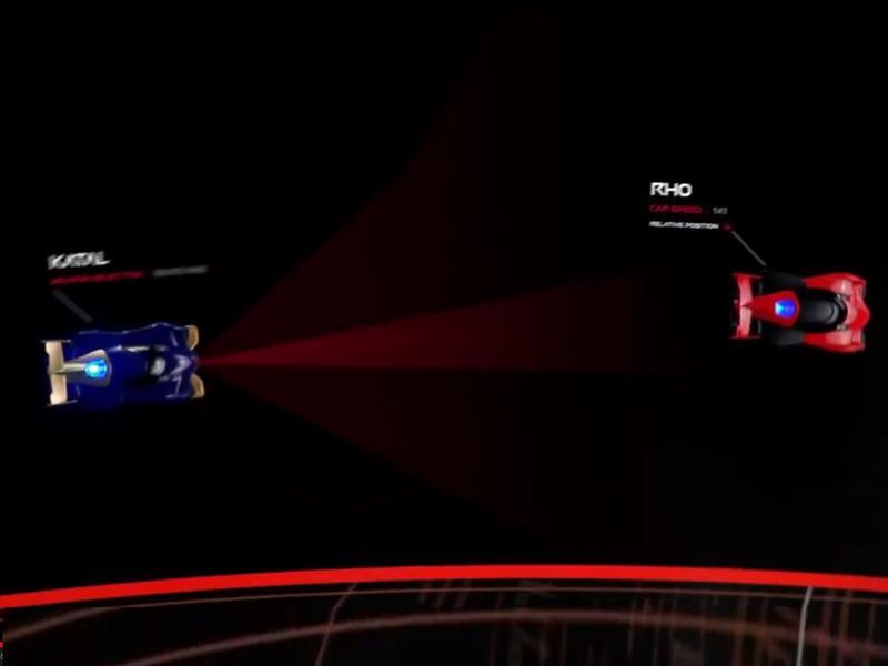 Anki Drive, los autos robotizados del futuro