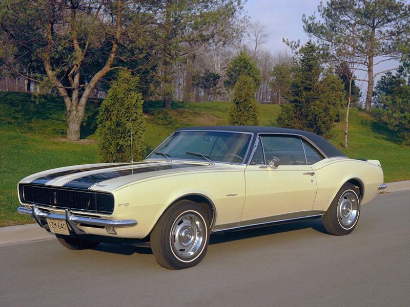 Chevrolet Camaro - Primera Generación (1967-1969)