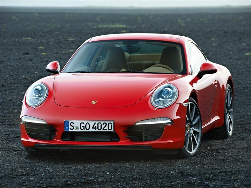 Porsche 911 (2011-presente)
