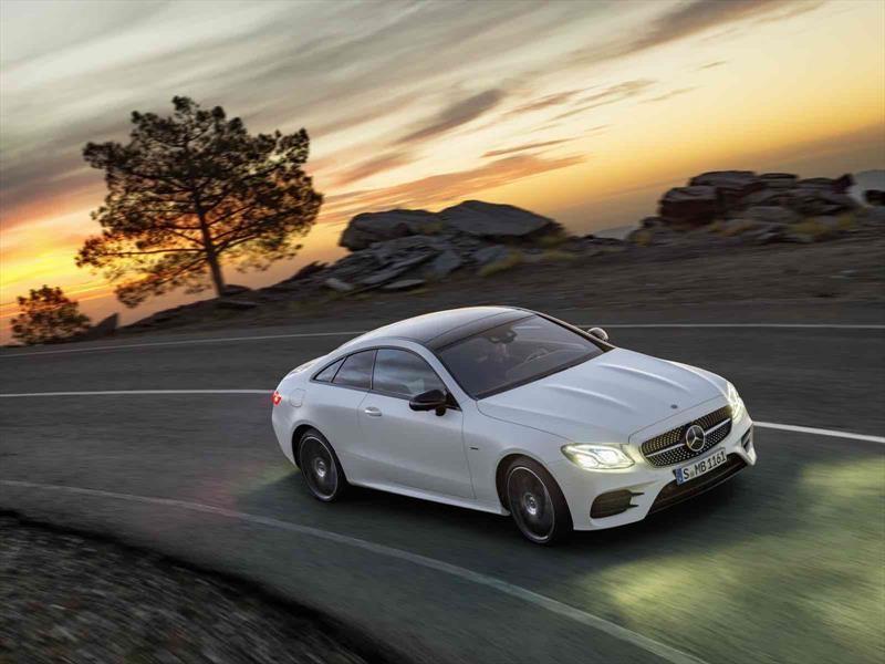 Mercedes-Benz Clase E Coupé 2018