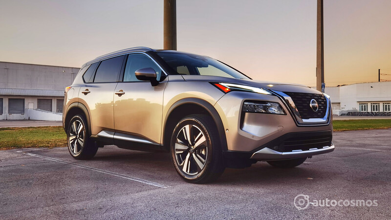 Nissan X-Trail 2022, primer contacto