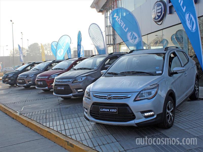 Lifan X50 Lanzamiento en Chile