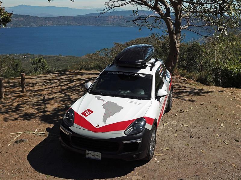 Expedición Porsche Cayenne: Guatemala