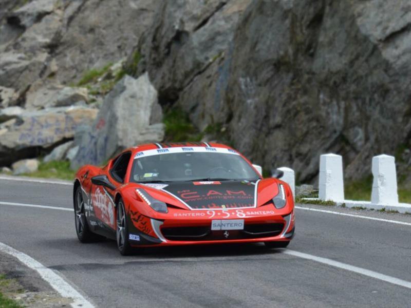 Ferrari 458 Italia obtiene un Récord Guinness