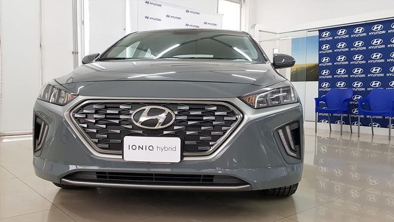 Hyundai Ioniq 2020 casi en Argentina